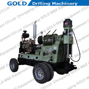 Large Torque Drill Rig Large Borehole Drilling Machine pictures & photos