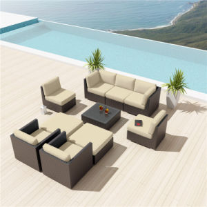 High Quality Wicker Rattan Modern Hotel Pool Furniture pictures & photos