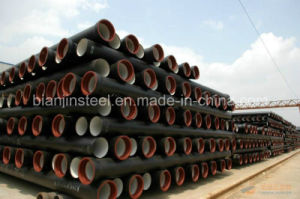 K9 Ductile Cast Iron Pipe