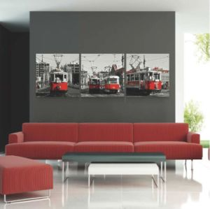 Modern Promotional Picture Art Canvas Prints pictures & photos