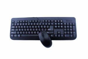 Keyboard Mouse Combo for Desktop PC (KMW-010) pictures & photos