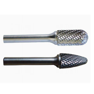 Tungsten Carbide Burrs/File/Rotary, Used in Machining Cast Iron, Carbon, Stainless and Alloy Steel pictures & photos