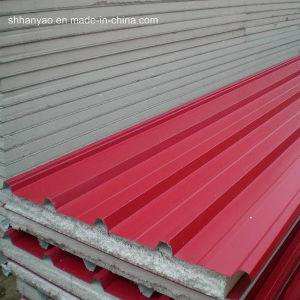 High Quality Polyurethane Sandwich Panel for Prefab House pictures & photos