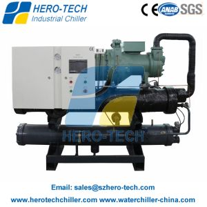 40HP to 200HP Water Cooled Screw Chiller with Bizter Compressor pictures & photos