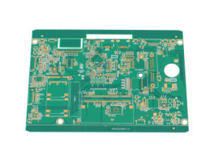 4layers PCB with Immersion Gold/ Industrial Control Board/RoHS