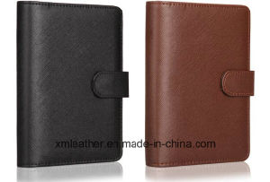 2016 Promotional Gift Leather Binding Notebook Journal pictures & photos