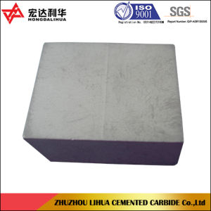 High Performance Sintering Tungsten Carbide Plates for Cutting Steel pictures & photos