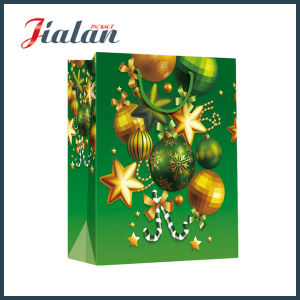 Christmas Gift Paper Bags Manufacture pictures & photos