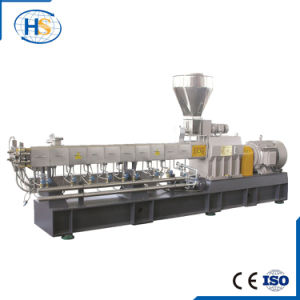 Co-Rotating Parallel Twin Screw Compounding Extruder pictures & photos