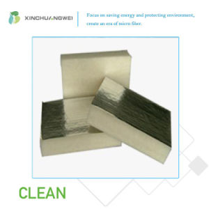 Black Fiberglass Tissue, Glass Wool Cover, Fiberglass Tissue for Glass Wool pictures & photos