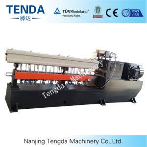 Twin Screw Plastic Granules Cutting Machine pictures & photos