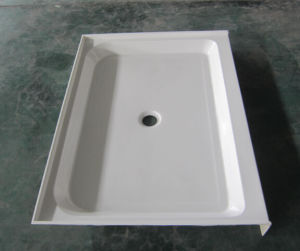 Cupc Approved Quality Tile Flange Acrylic Shower Pan pictures & photos