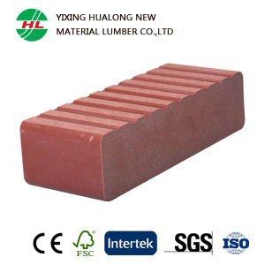 Solid WPC Decking Board for Outdoor Use (HLM9) pictures & photos