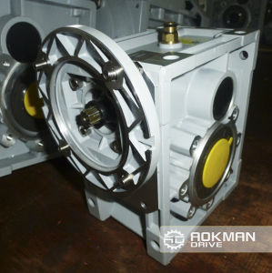 The Best Quality Worm Gearbox Reducer Nmrv Km Series pictures & photos