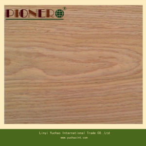 18mm Teak Wood Material Plywood with Flowers Grain pictures & photos