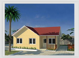 Prefab House T08