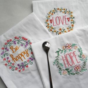 (BC-KT1016) Promotion Gift Good-Looking Fashionable 100% Cotton Kitchen Towel pictures & photos