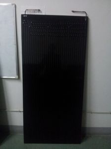 Black Colour Aluminum Roll Bond Evaporator pictures & photos