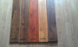 Distressed Maple HDF Laminated Flooring AC3 E1 pictures & photos