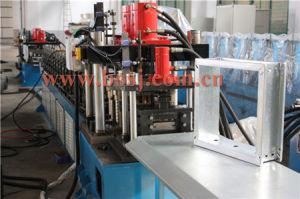 Aluminium Adjustarble Opposed Blade Air Volume Damper Roll Forming Machine Vietnam pictures & photos