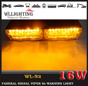 Car Visor LED Light Interior Waring Light with Suction Cup pictures & photos