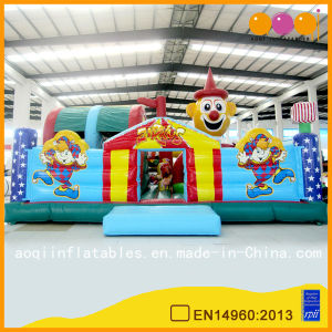 Giant Kid Outdoor Toy Clown Funcity (AQ0182) pictures & photos