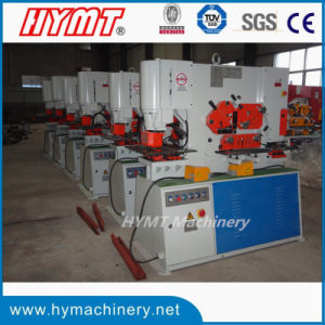 Q35Y-16 Hydraulic Iron Worker, Multi Functional Hydraulic Ironworker pictures & photos