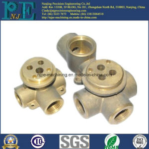 Custom Brass Forging Parts for Water Meter Body pictures & photos