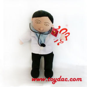 Plush Doctor Doll Marinette pictures & photos