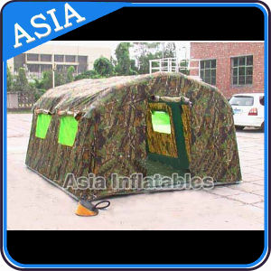 Waterproof Military Large Outdoor Inflatable Luxury Family Camping Tent, Inflatable Tent for Party pictures & photos