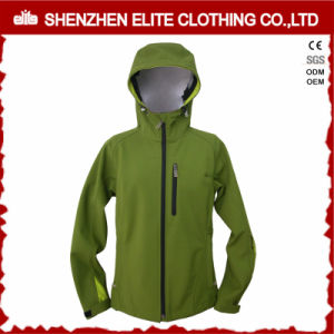 Wholesale Army Tactical Softshell Jacket Hood pictures & photos