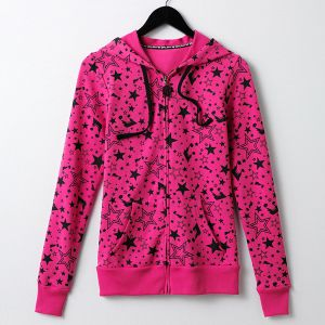Women′s All Over Print Hoodies with Factory Price (H029W) pictures & photos