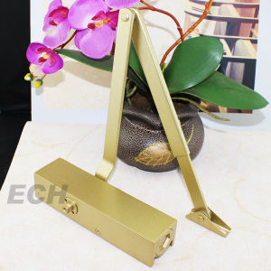 Commerrcial Type Iron Auto Hold Door Closer (DCE-2001)