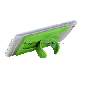 Wholesale Sticky Silicone Mobile Phone Support pictures & photos