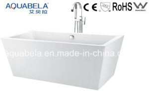 CE/Cupc Approved Freestanding Soaking Bath Tub (JL604) pictures & photos