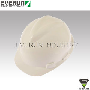 ER9102 CE EN397 ABS V-Guard Industrial Safety Helmet pictures & photos
