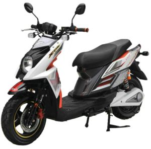 Powerfull Electric Motorcycle with Pedals Polular in North American pictures & photos