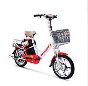 Fashion Design Lead-Acid Battery Electric Bicycle (JINGL) pictures & photos