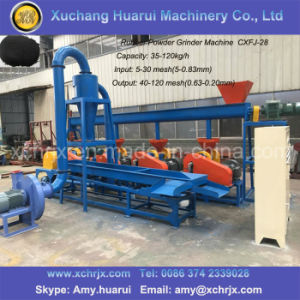 Scrap Tire Recycling Rubber Powder Grinder Machine/Rubber Grinder Mill pictures & photos