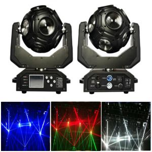 2016 Newest 12PCS RGBW 4in1 Football LED Moving Head Stage Light pictures & photos