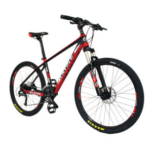 Competitive Price 27-Speed Hydraulic Disc Brake Carbon Fiber Mountain Bike pictures & photos