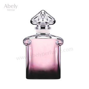 100ml Brand Pink Big Apple Glass Perfume Flacon pictures & photos