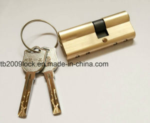 High Security Blade Key Lock Cylinder-1 pictures & photos