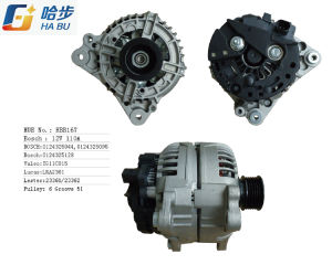 100% New Alternator for Volkswagen Lester: 23361 0124325044 pictures & photos