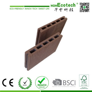 Wood Plastic Composite Decking / WPC Board / WPC Decking pictures & photos