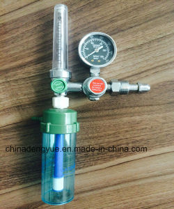 Hight Quality Bull Nose Oxygen Regulator Pressure Regulator Medical Equipment Supplier Hospital Equipment pictures & photos