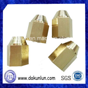 Brass Baffle Hex Nut
