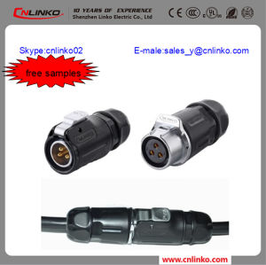 Outdoor PCB Male to Female Connector for CNC Milling Machine pictures & photos