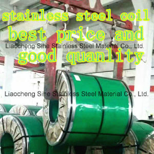 Stainless Steel Coil / Stainless Steel Strip 201, 202, 304, 316 pictures & photos