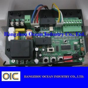 Automatic and Remote Control Sliding Gate Opener with Control Board pictures & photos